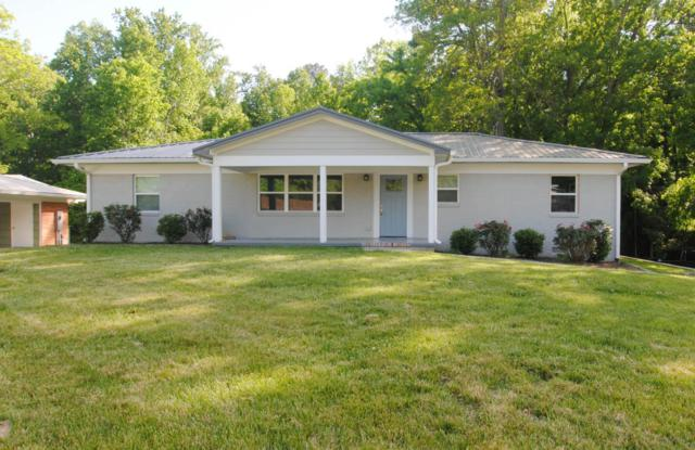 1211 NW 17th St, Cleveland, TN 37311 (#1052627) :: Billy Houston Group