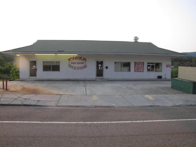 701 N Roane Street St, Harriman, TN 37748 (#1052769) :: SMOKY's Real Estate LLC