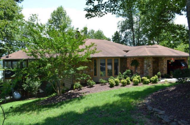 148 Little Deer Path Lane, LaFollette, TN 37766 (#1053142) :: Billy Houston Group