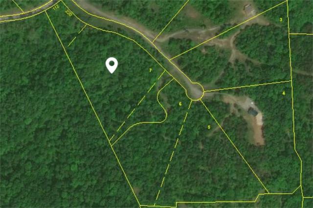 Lick Creek Rd, Tellico Plains, TN 37385 (#1053912) :: Billy Houston Group