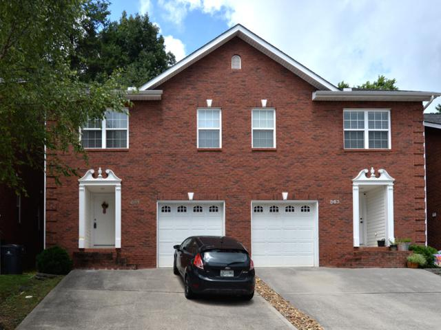 861 Blue Spruce Way, Knoxville, TN 37912 (#1054151) :: Billy Houston Group