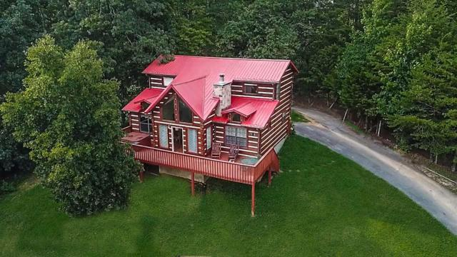 2419 Burke Ave, Pigeon Forge, TN 37876 (#1054635) :: Billy Houston Group