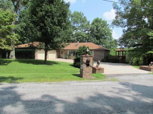 100 Beachwood Drive, Fairfield Glade, TN 38558 (#1054708) :: Billy Houston Group
