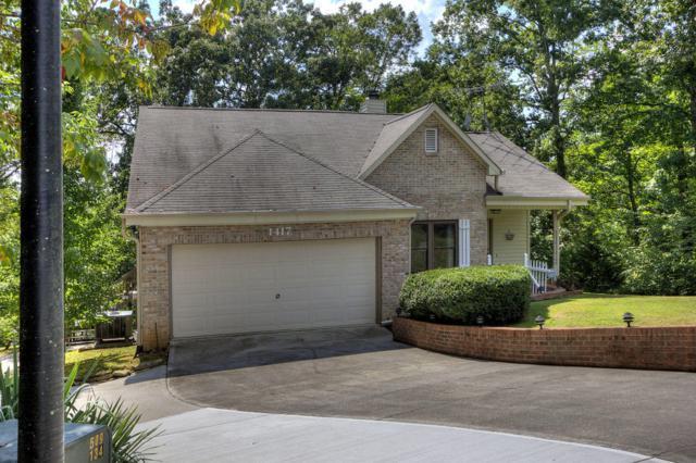 1417 Tomahawk Tr, Maryville, TN 37801 (#1054800) :: Billy Houston Group