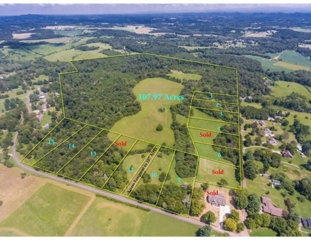 Lot 11 County Road 436, Athens, TN 37303 (#1055022) :: Billy Houston Group