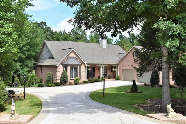 20 Forest Hill Court, Fairfield Glade, TN 38558 (#1055096) :: Billy Houston Group