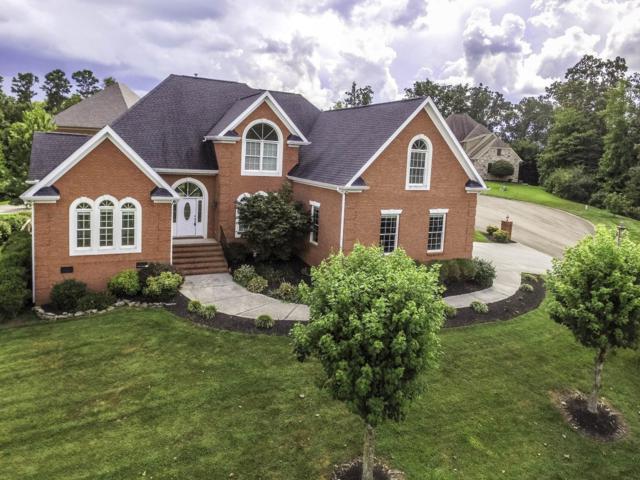 544 Cumberland Ridge Drive, Knoxville, TN 37922 (#1055150) :: Billy Houston Group