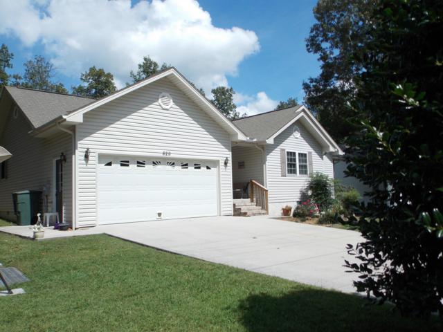 829 Cahita Lane, Crossville, TN 38572 (#1055537) :: Billy Houston Group