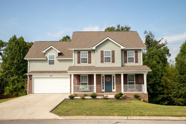 919 Thunder Creek Drive, Maryville, TN 37801 (#1055694) :: Billy Houston Group