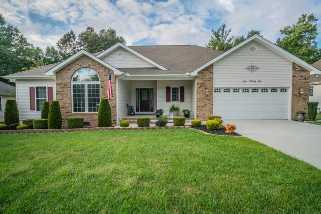 136 Forest Hill Drive, Fairfield Glade, TN 38558 (#1056255) :: Billy Houston Group