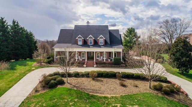2009 Partridge Run Lane, Knoxville, TN 37919 (#1056628) :: Billy Houston Group