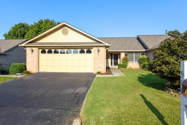 908 Portsmouth Circle, Maryville, TN 37803 (#1056933) :: Billy Houston Group