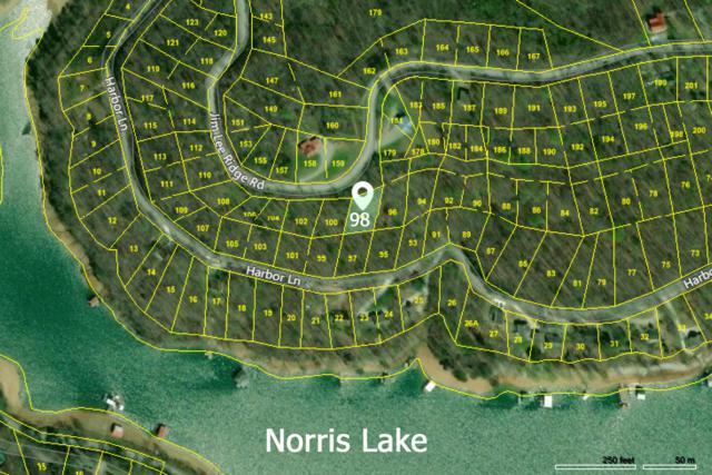 Lt 98 E Dogwood Tr, LaFollette, TN 37766 (#1056967) :: Billy Houston Group