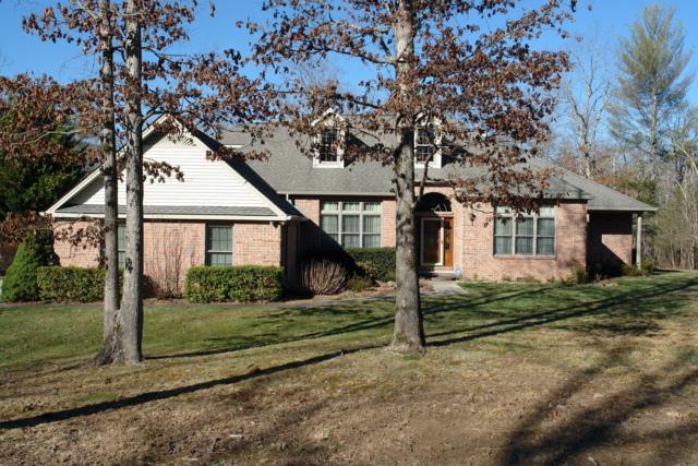 160 Basses Creek Lane, Crossville, TN 38572 (#1058359) :: Billy Houston Group
