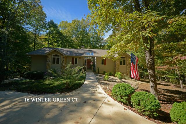 16 Winter Green Court, Fairfield Glade, TN 38558 (#1059640) :: Billy Houston Group