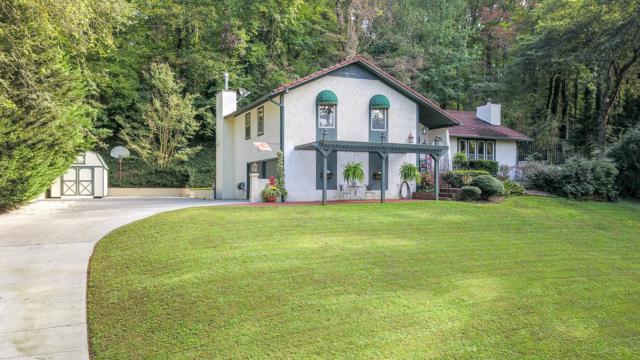 1423 Crestwood Drive, Louisville, TN 37777 (#1059888) :: Catrina Foster Group