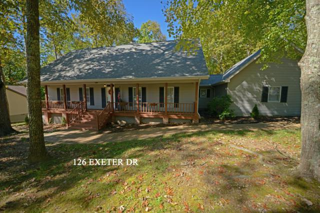126 Exeter Drive, Fairfield Glade, TN 38558 (#1059941) :: CENTURY 21 Legacy