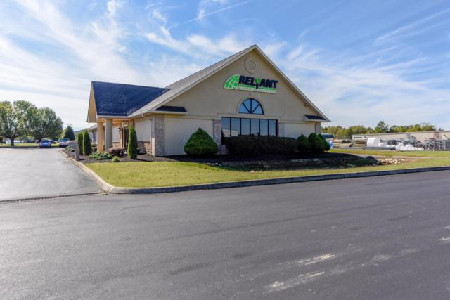 1009 Hampshire Drive, Maryville, TN 37801 (#1060234) :: SMOKY's Real Estate LLC