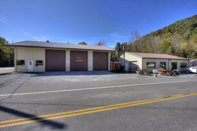 629 Brooklyn St, Cumberland Gap, TN 37724 (#1061420) :: SMOKY's Real Estate LLC