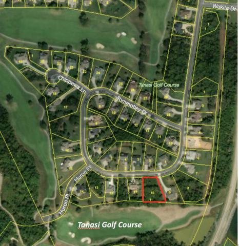 223 Tommotley Drive Lot 10, Loudon, TN 37774 (#1061564) :: Billy Houston Group