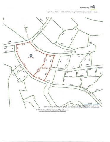 Glades Rd. & Proffitt Rd., Gatlinburg, TN 37738 (#1061632) :: Billy Houston Group