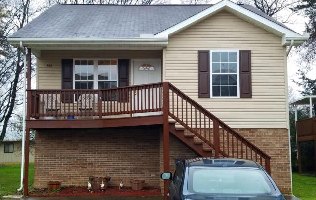 842 Plantation Drive, Pigeon Forge, TN 37863 (#1062187) :: SMOKY's Real Estate LLC