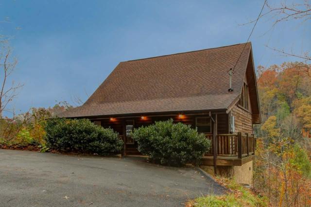 909 Grey Fox Tr, Gatlinburg, TN 37738 (#1062399) :: SMOKY's Real Estate LLC