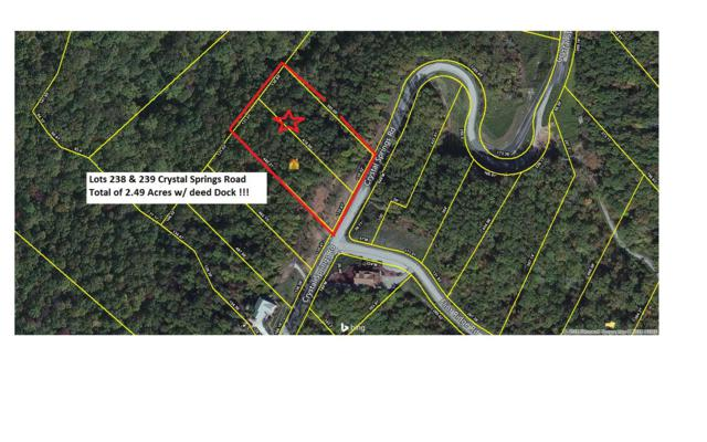 Crystal Springs Rd, Rockwood, TN 37854 (#1062565) :: Shannon Foster Boline Group