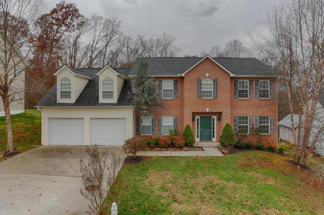 705 Mountain Pass Lane, Knoxville, TN 37923 (#1063917) :: The Creel Group | Keller Williams Realty