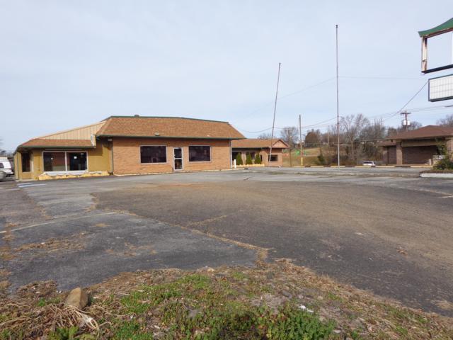 761 Cosby Hwy, Newport, TN 37821 (#1064938) :: Billy Houston Group