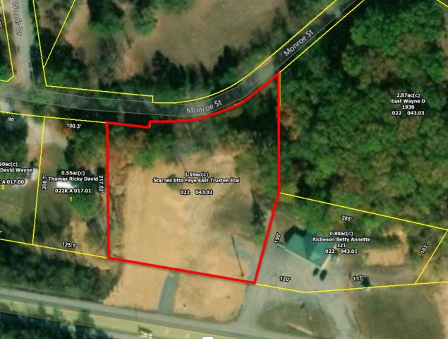 Highway 68 Hwy, Sweetwater, TN 37874 (#1065043) :: Realty Executives