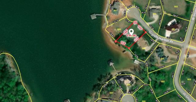105 Grande Harbour Point, Rockwood, TN 37854 (#1065270) :: The Creel Group | Keller Williams Realty