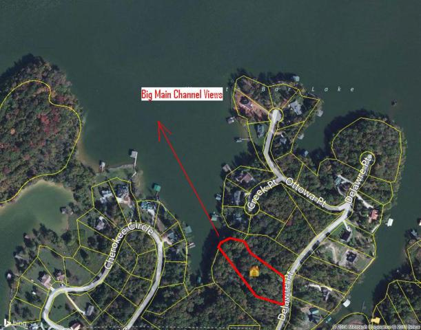 Delaware Point Ii, Ten Mile, TN 37880 (#1065790) :: The Creel Group | Keller Williams Realty
