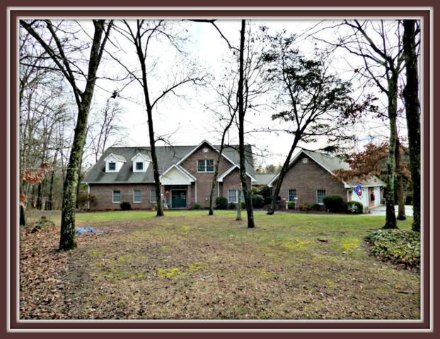 2168 Ranch Rd, Dandridge, TN 37725 (#1065954) :: Venture Real Estate Services, Inc.