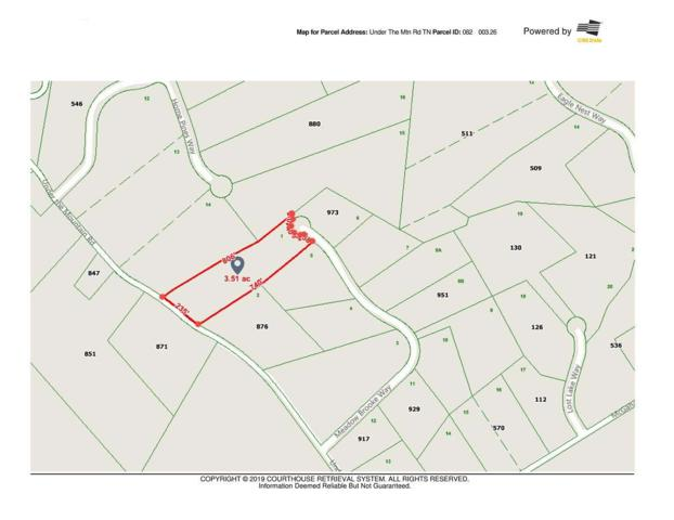Lot 1 Under The Mtn. Rd, Newport, TN 37821 (#1066201) :: Billy Houston Group
