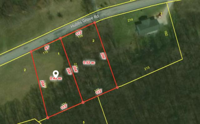 Hubbs Grove Rd, Maynardville, TN 37807 (#1066798) :: Billy Houston Group
