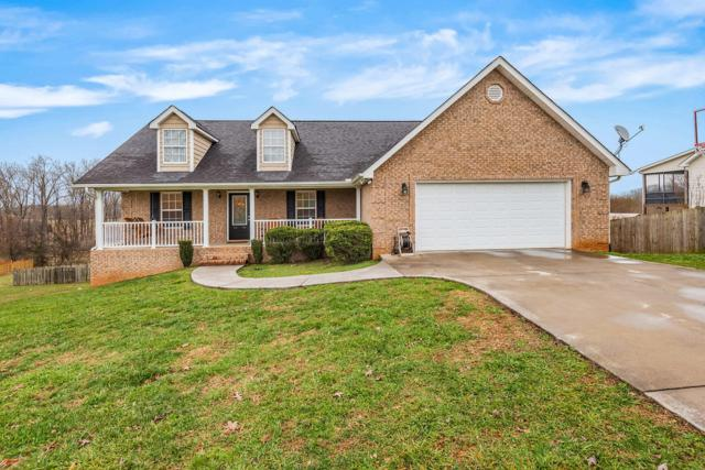 1402 Benjamin Blvd, Sevierville, TN 37876 (#1066910) :: Billy Houston Group