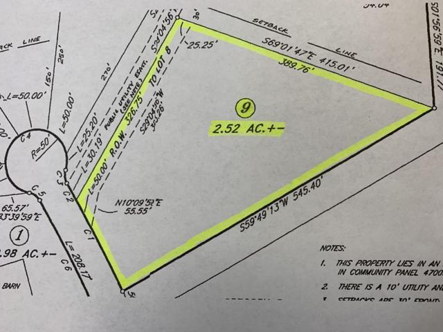 Frank Dawn Road Rd, Dandridge, TN 37725 (#1066927) :: Billy Houston Group