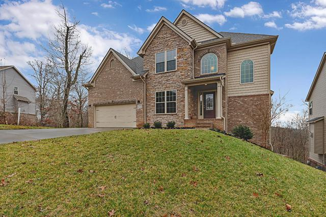 9960 Winding Hill Lane, Knoxville, TN 37931 (#1067450) :: Billy Houston Group