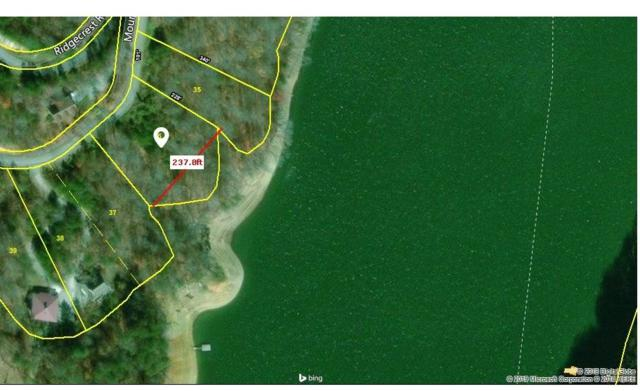 Lot 36 Mountain Shores Rd, New Tazewell, TN 37825 (#1068264) :: Billy Houston Group