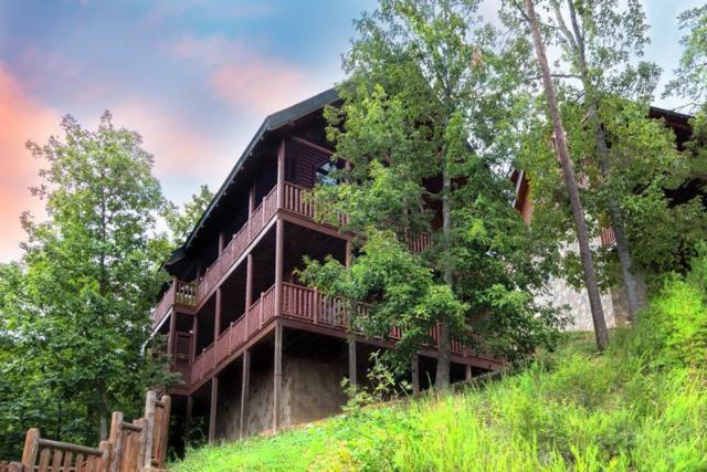 1723 Summit View Way, Pigeon Forge, TN 37862 (#1068351) :: Billy Houston Group