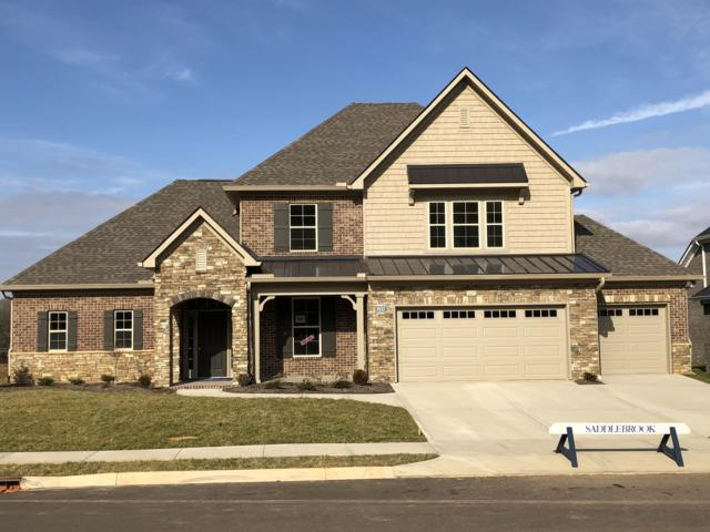 Lot 190 English Ivy Lane, Knoxville, TN 37932 (#1068427) :: Billy Houston Group