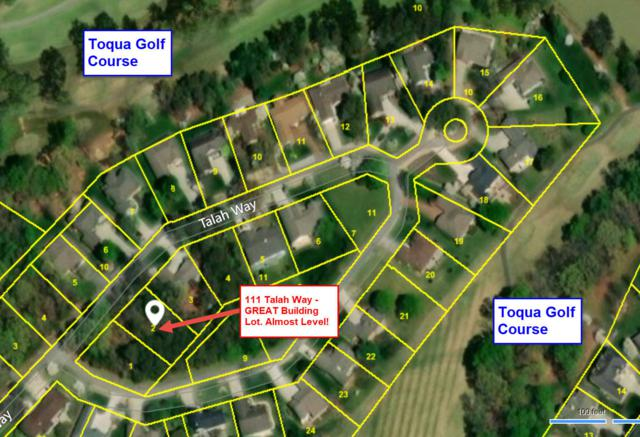 111 Talah Way, Loudon, TN 37774 (#1069563) :: Venture Real Estate Services, Inc.