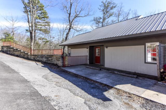 549 Johnson Lane #1, Gatlinburg, TN 37738 (#1070244) :: Billy Houston Group