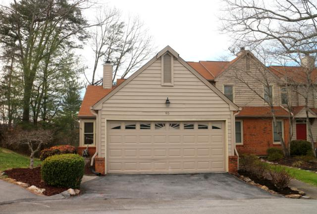 8600 Olde Colony Tr #95, Knoxville, TN 37923 (#1070297) :: Billy Houston Group