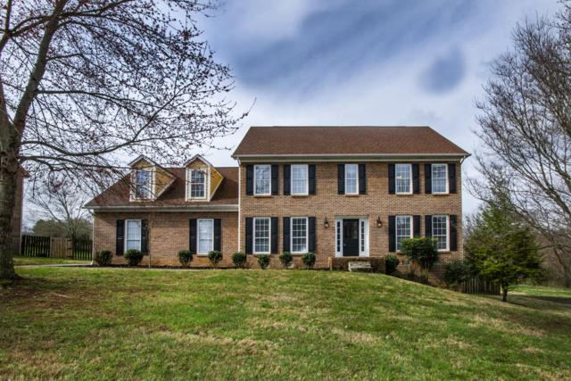 229 Long Bow Rd, Knoxville, TN 37934 (#1070390) :: The Cook Team