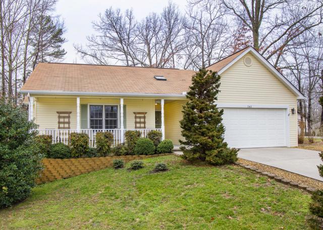 141 Burrough Lane, Fairfield Glade, TN 38558 (#1070732) :: Venture Real Estate Services, Inc.