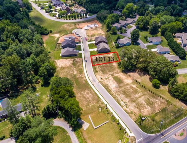111 Broady Meadow Circle, Maryville, TN 37803 (#1072302) :: Billy Houston Group