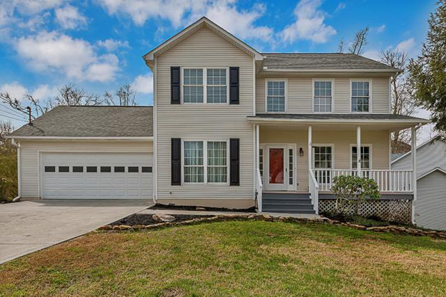 1928 Knoll Tree Drive, Knoxville, TN 37932 (#1073130) :: Billy Houston Group