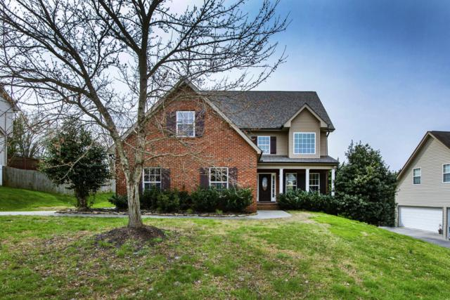 7107 Hannah Brook Rd, Knoxville, TN 37918 (#1073438) :: Billy Houston Group
